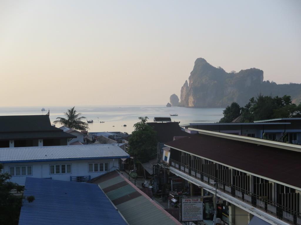 view from Banana Bar Phi Phi Don Thailand 497