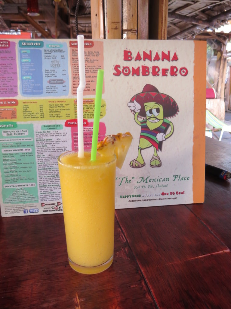Banana Bar Phi Phi Don Thailand 499