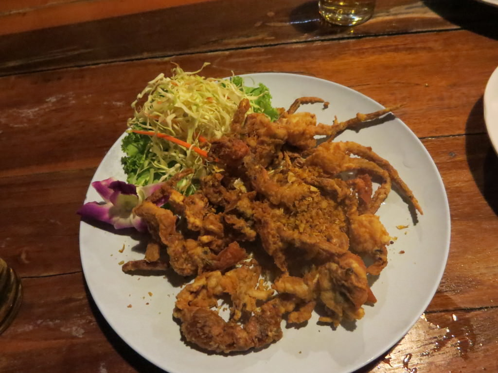 soft shell crab Thailand 584