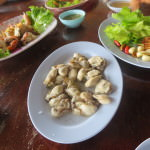 soft shell crab farm restaurant seafood feast chanthaburi thailand