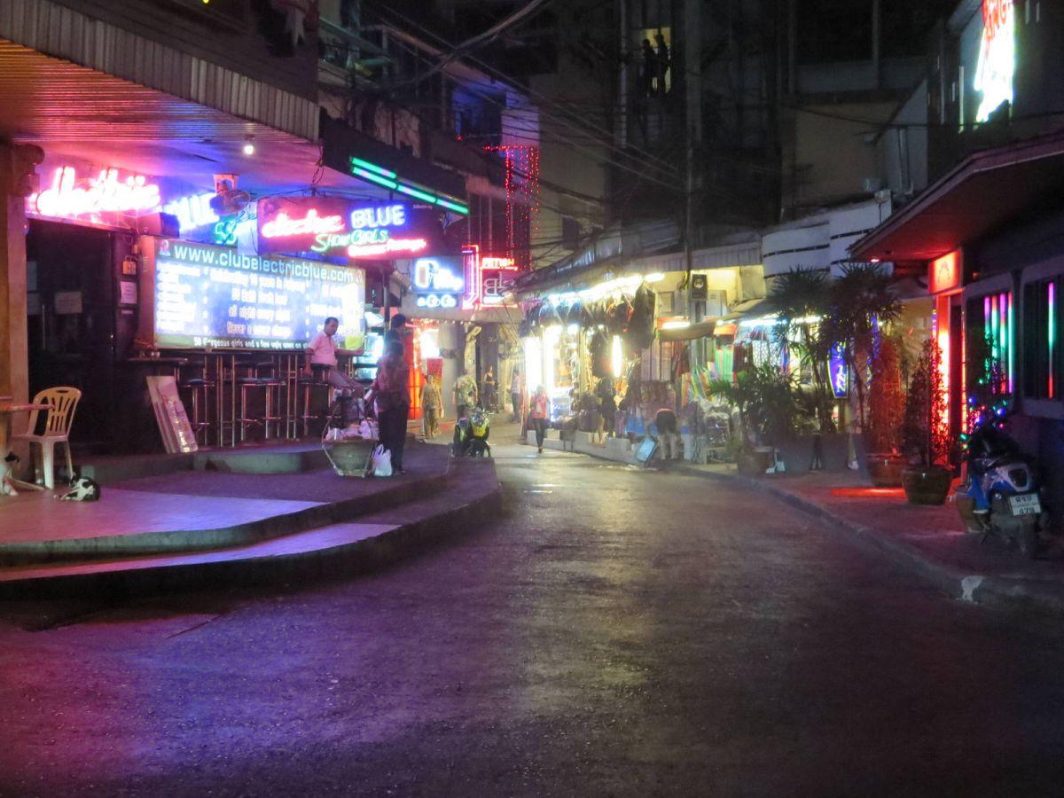 Patpong, Bangkok Thailand