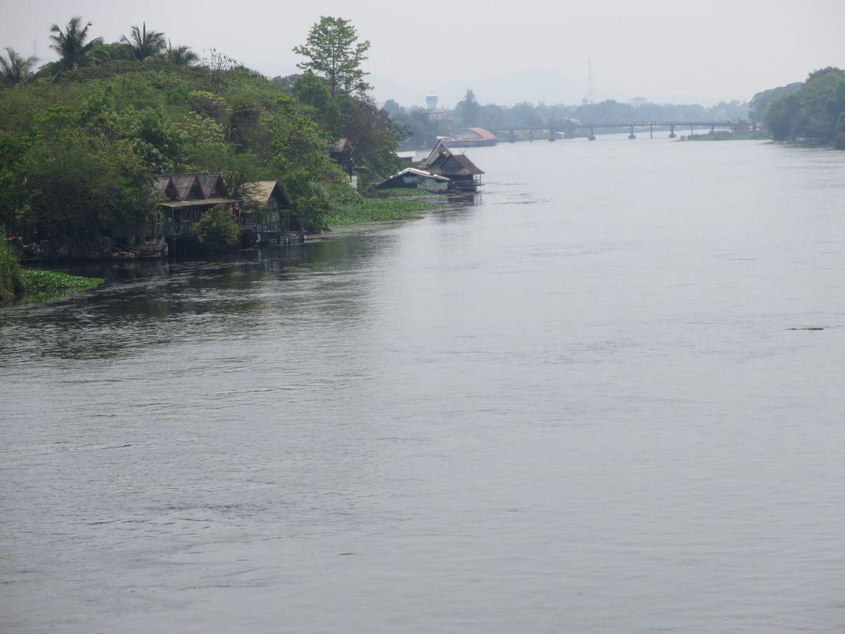Bridge over the River Kwai Thailand