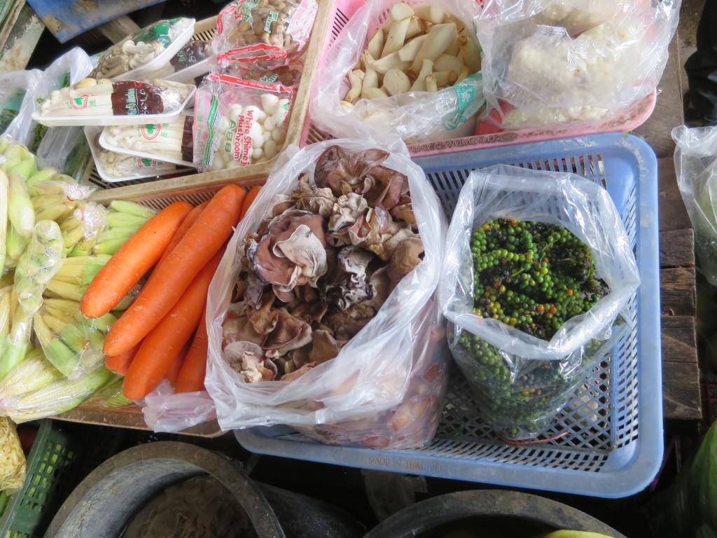 Thai market