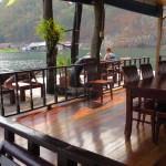 floating lake house safari, Thailand