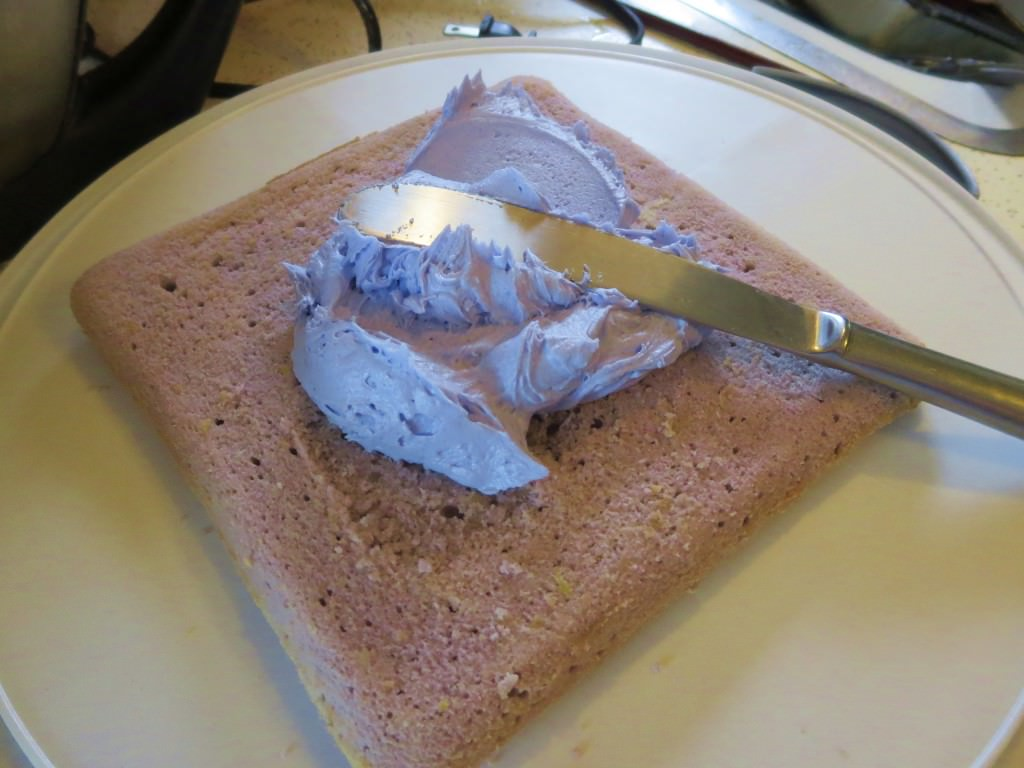 Boozy Lavender Lemon Cake (10)