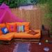 Crafty Adventures: Outdoor Pallet Sofa Sectional