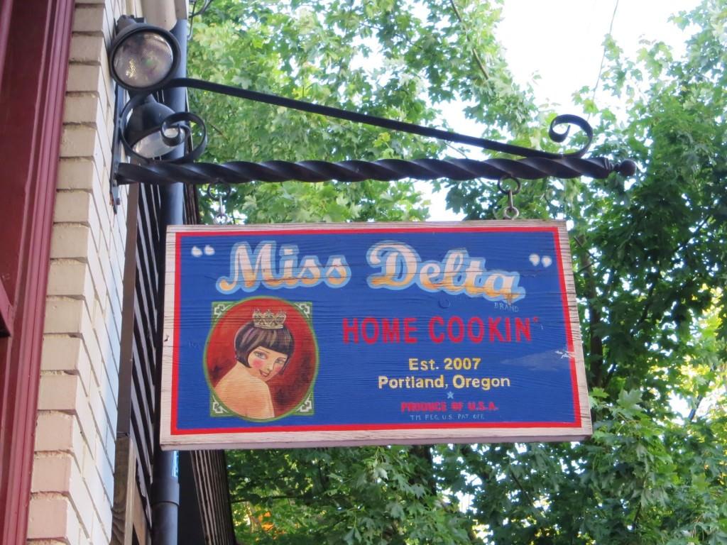 Miss Delta Portland