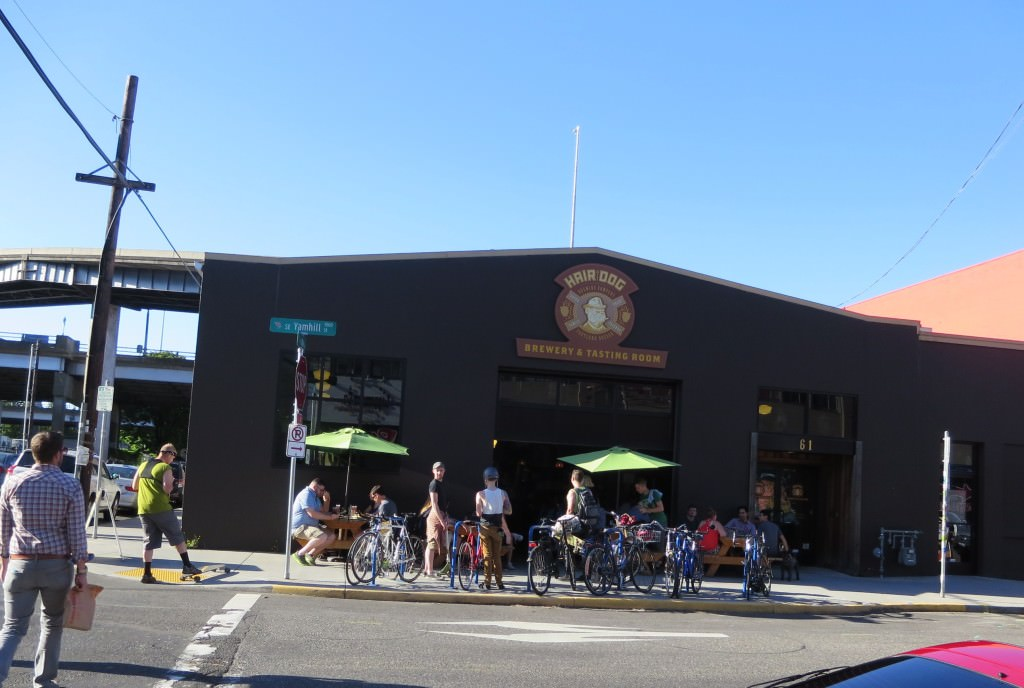 Hair of the Dog Brewery Portland