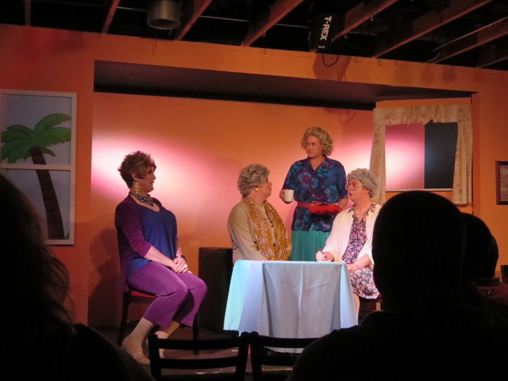Golden Girls Live Funhouse Portland