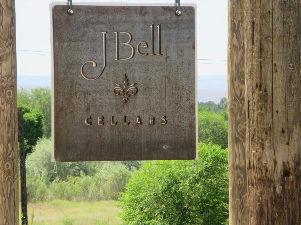 J Bell Cellars Rattlesnake Hills Zillah