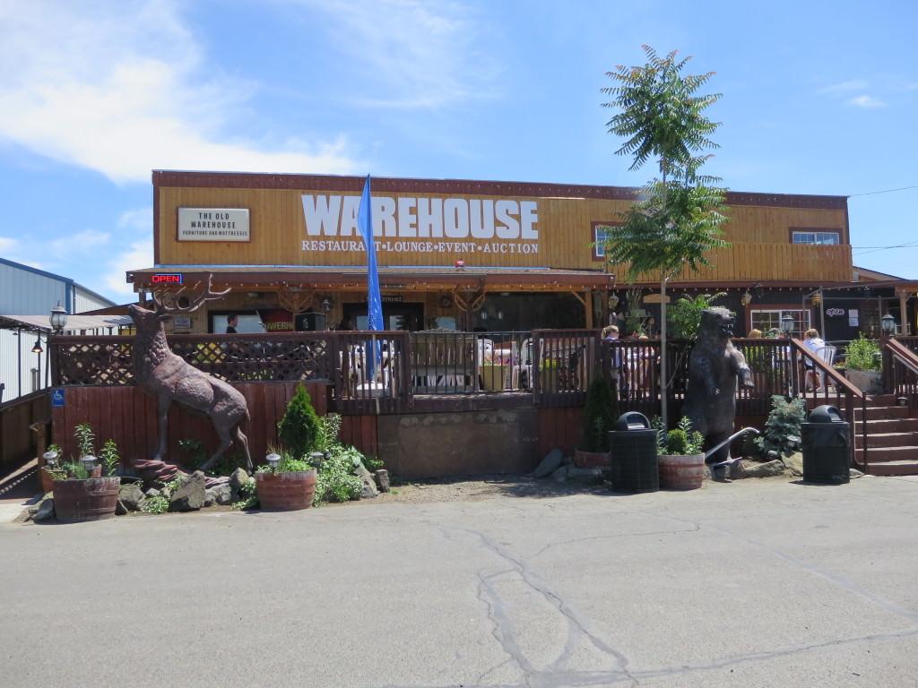 The Old Warehouse Zillah, WA