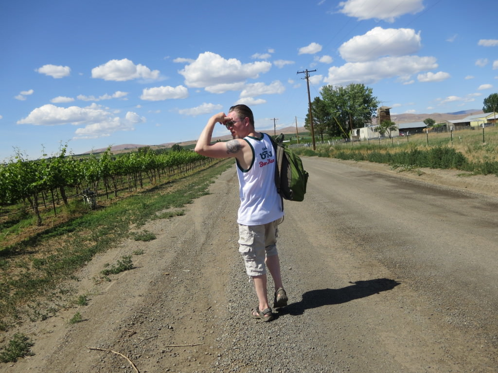 Rattlesnake Hills Yakima Valley wine tasting weekend 874
