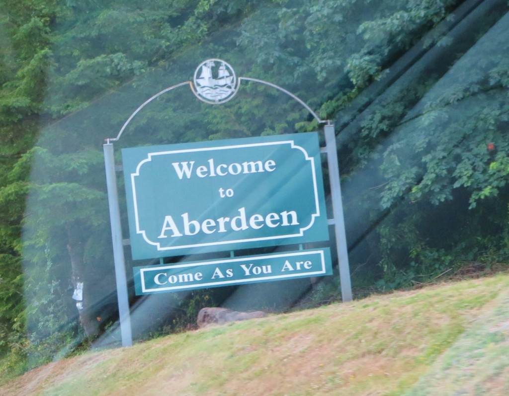 Aberdeen come as you are