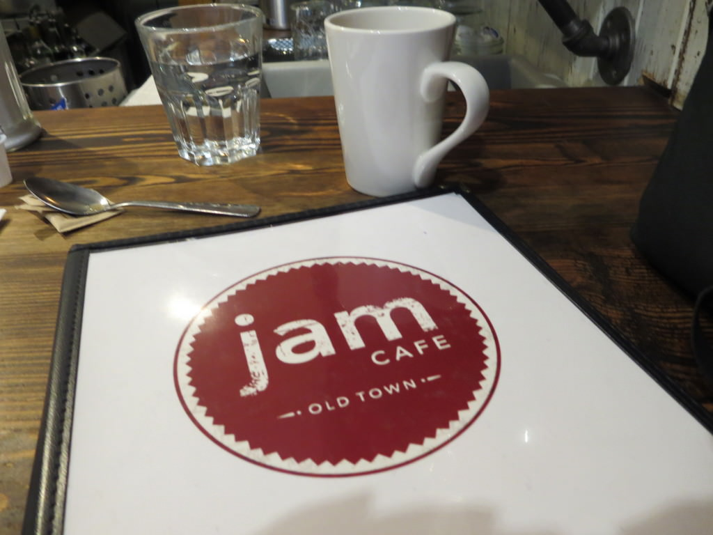 The Jam Cafe Victoria BC