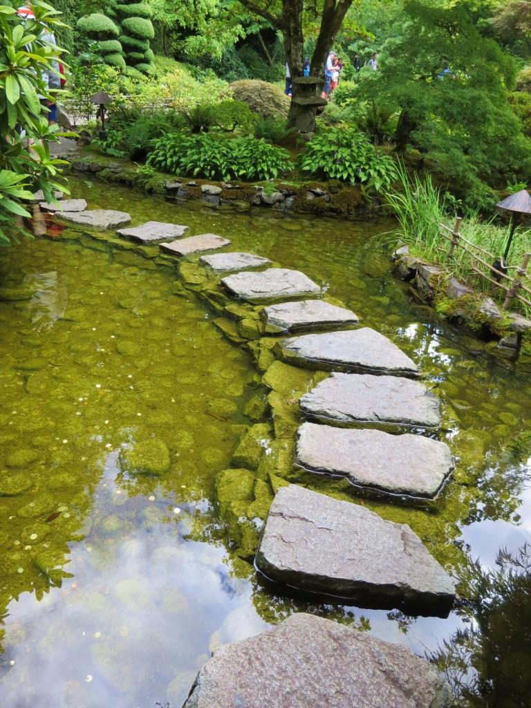 The Japanese Garden Butchart Gardens Victoria BC