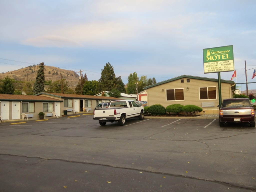 The Midtowner Motel Chelan WA