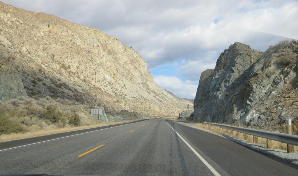 Highway 97 Chelan WA