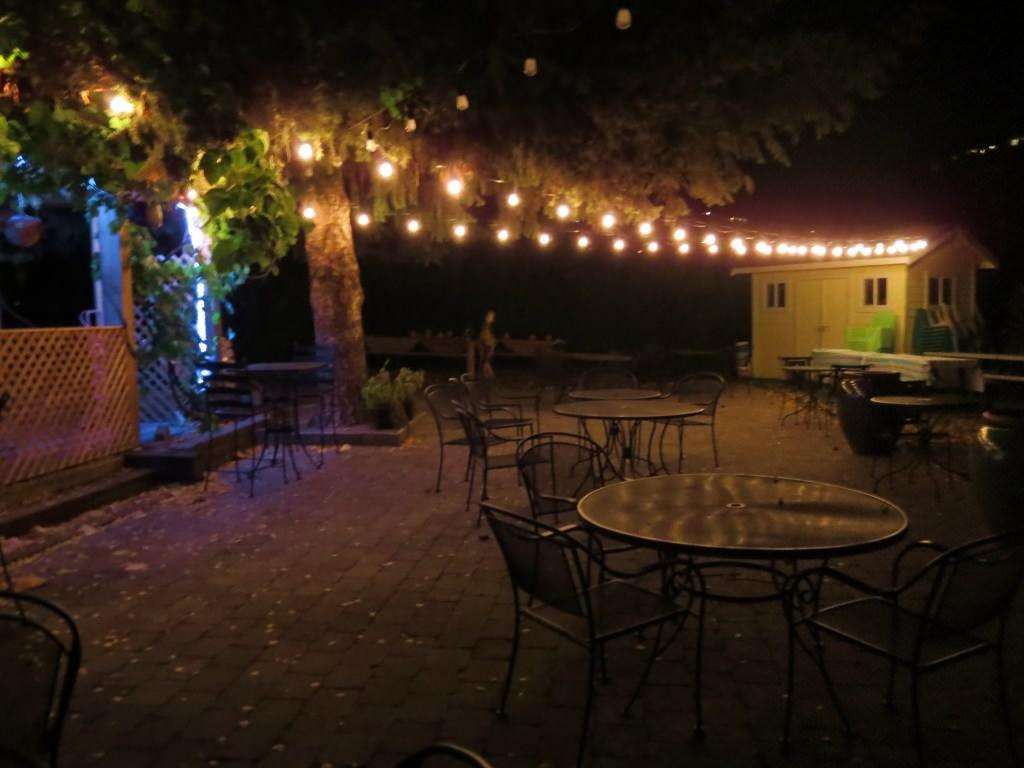 Vin Du Lac Winery summer night Chelan Crush wine harvest