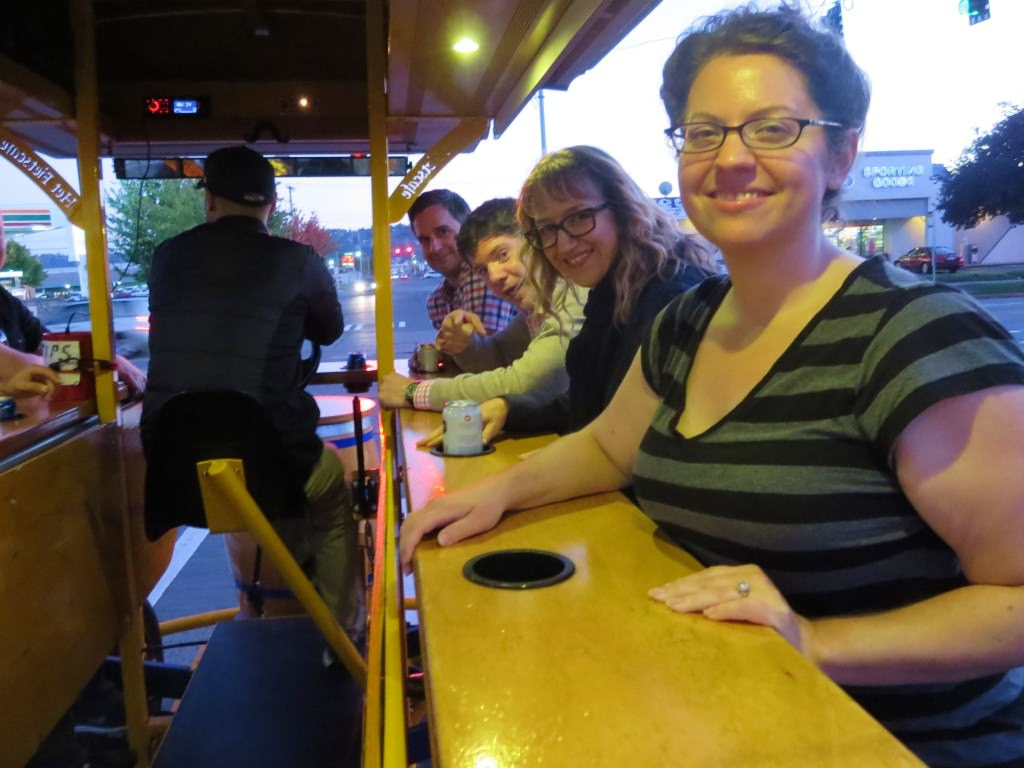 Seattle Cycle Saloon tour