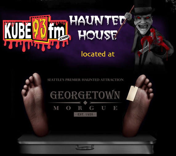 Kube 93 Haunted House