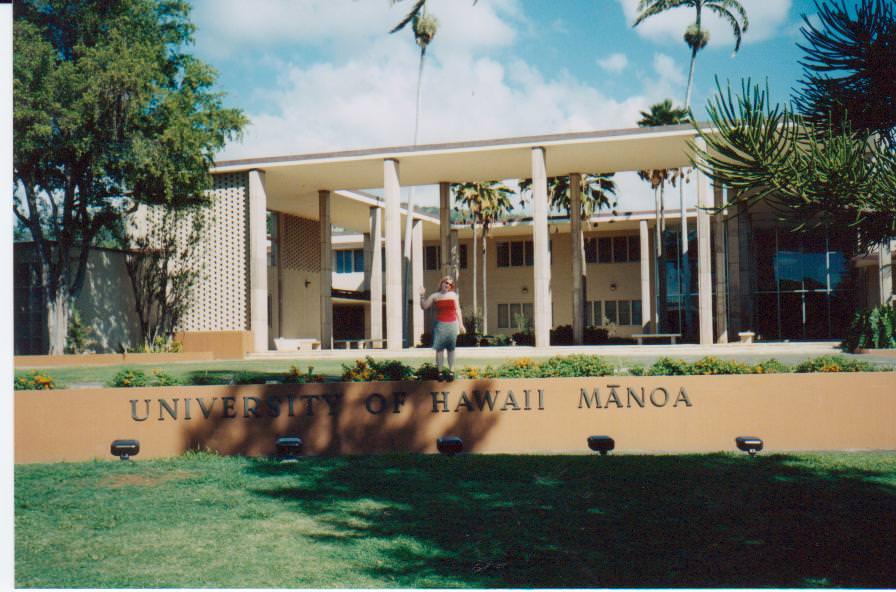 The University of Hawaii