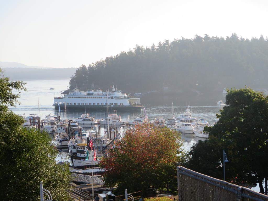 Friday Harbor ferry