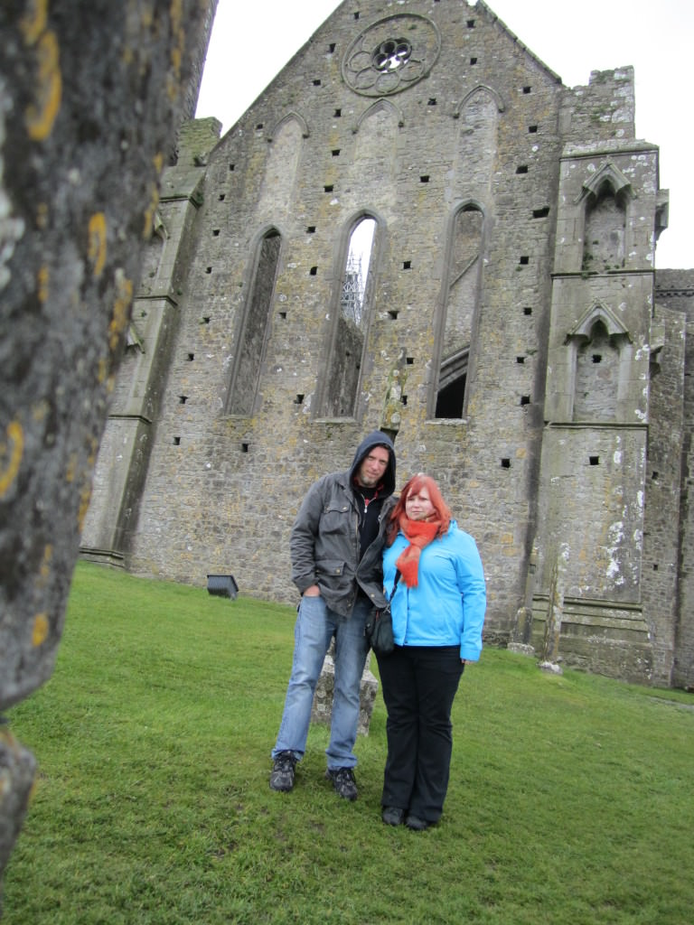 At the Rock of Cashel, Ireland 2012