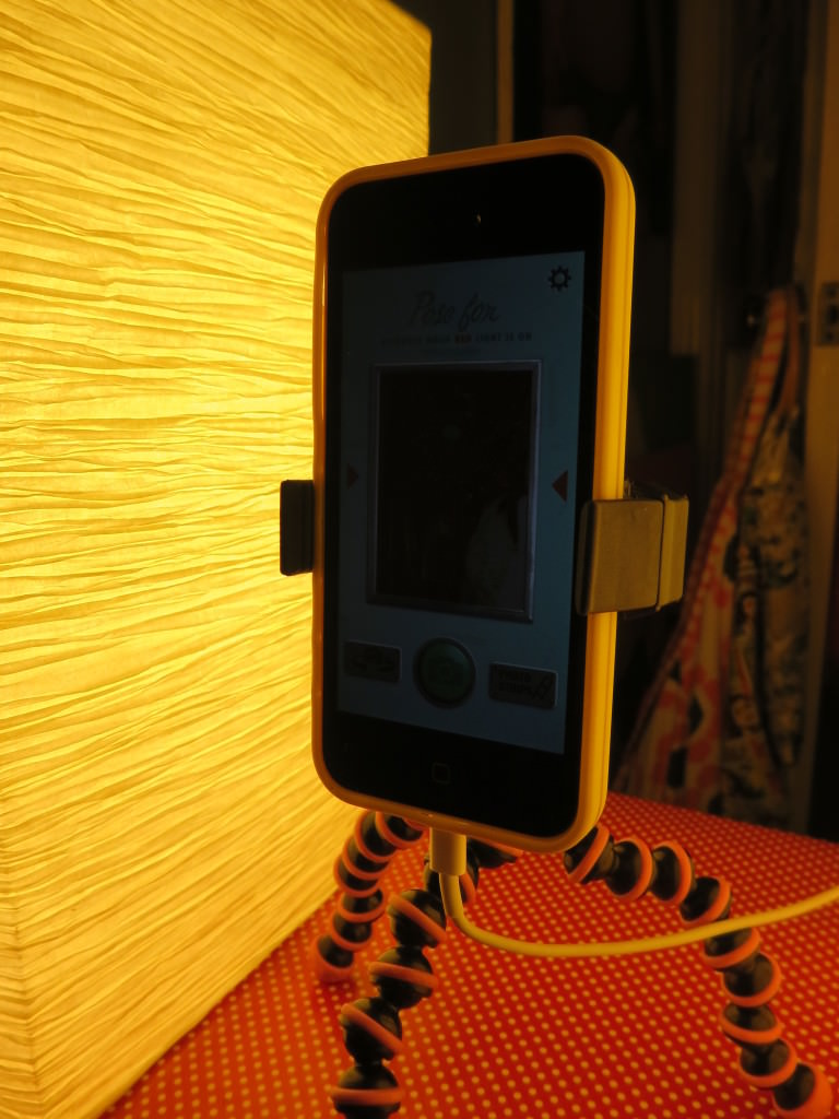 how to make an iphone photo booth