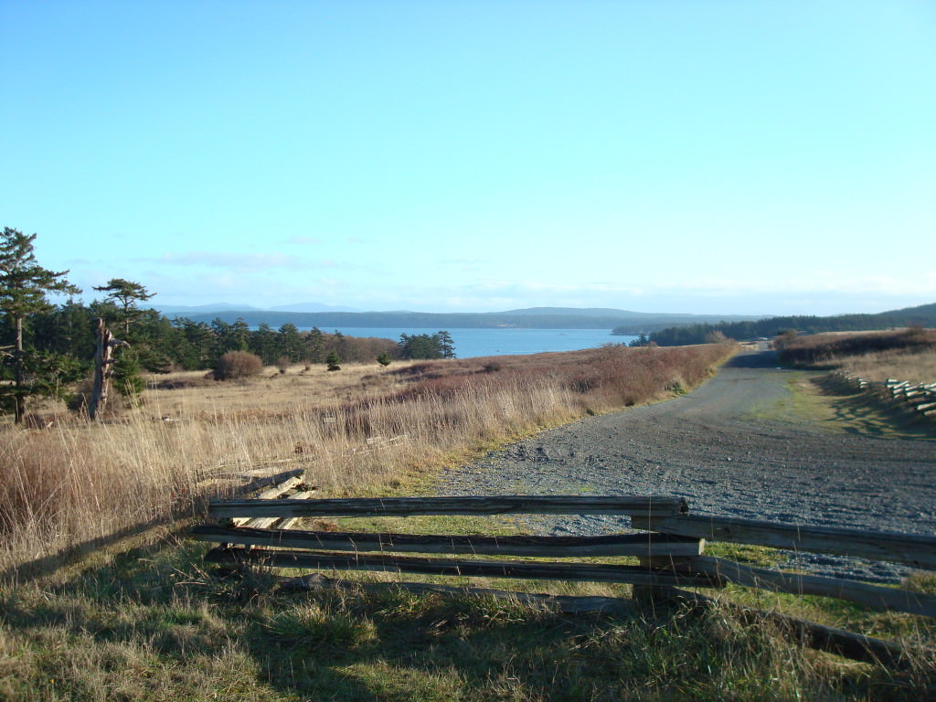 The Redoubt American Camp San Juan Island