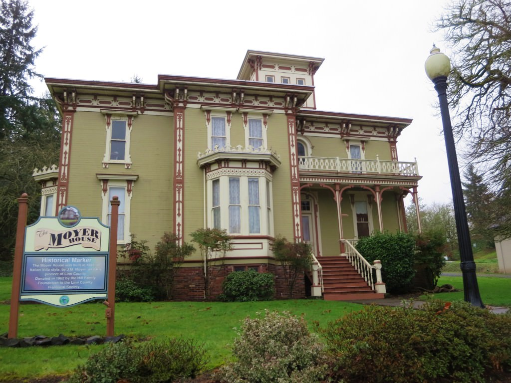 Moyer House Brownsville Oregon