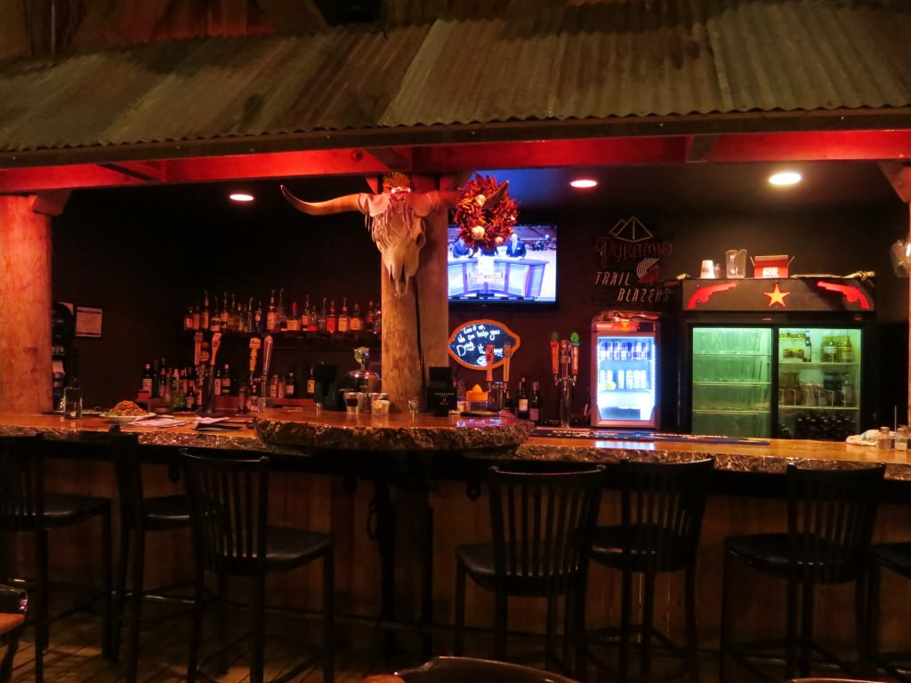 Kirks Ferry Trading Post Bar Brownsville, Oregon