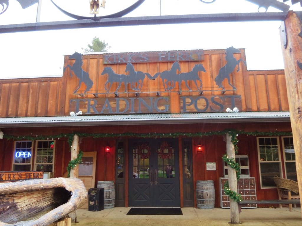 Kirks Ferry Trading Post Brownsville Oregon