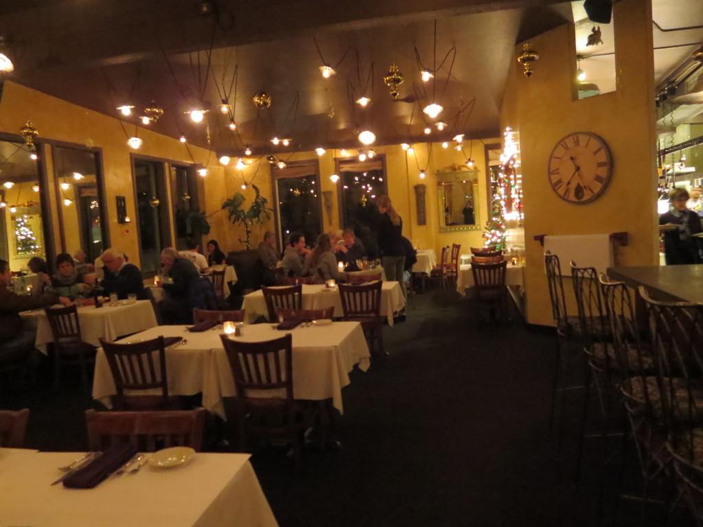 Vinny's Restaurant Friday Harbor