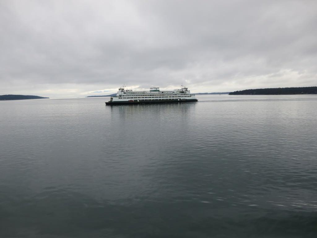 Lopez Island Ferry Time