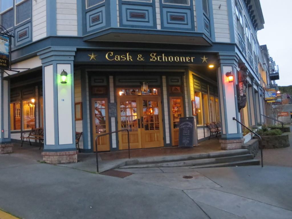 Cask & Schooner Friday Harbor
