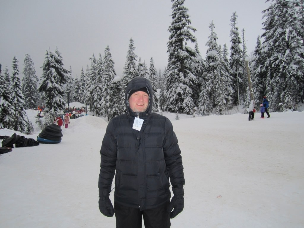 snow tubing at snoqualmie