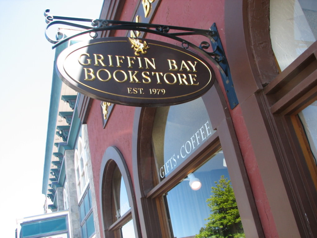 Griffin Bay Books Friday Harbor