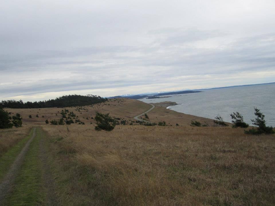 Mt Finlayson San Juan Island