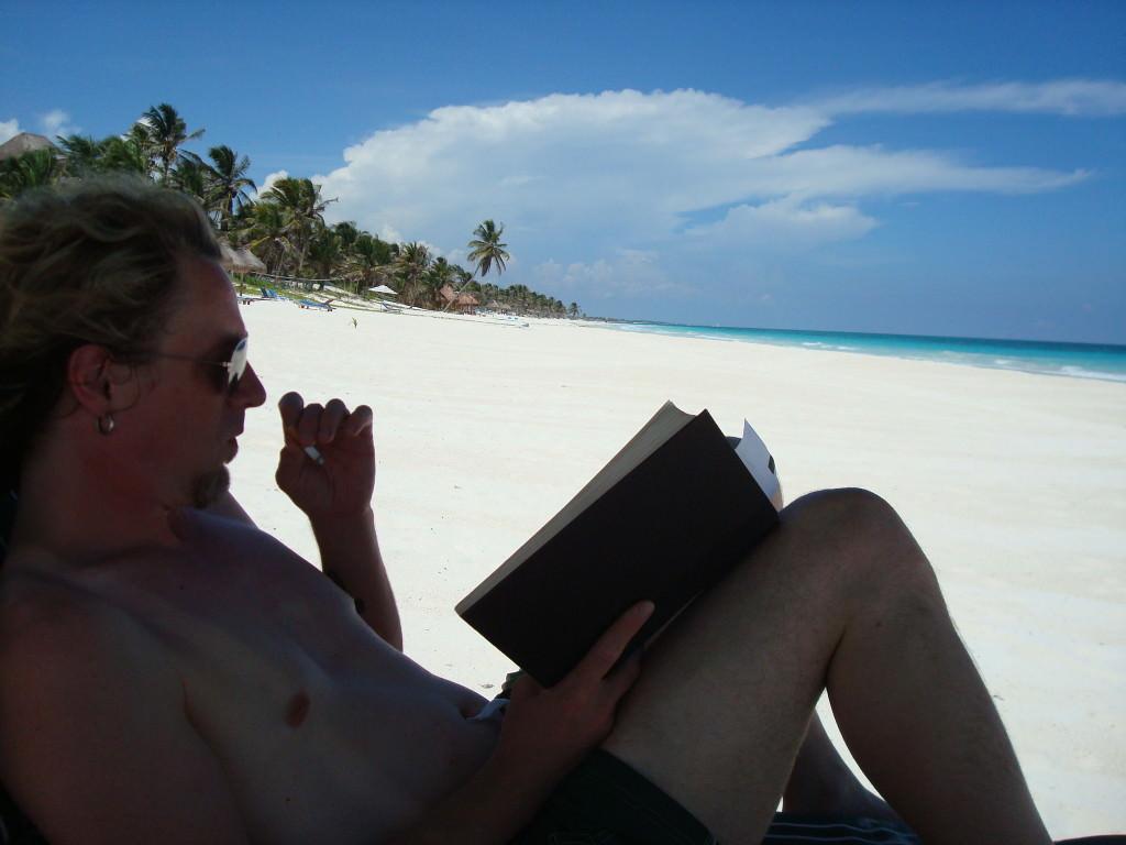 romantic getaways secluded Tulum beach Mexico