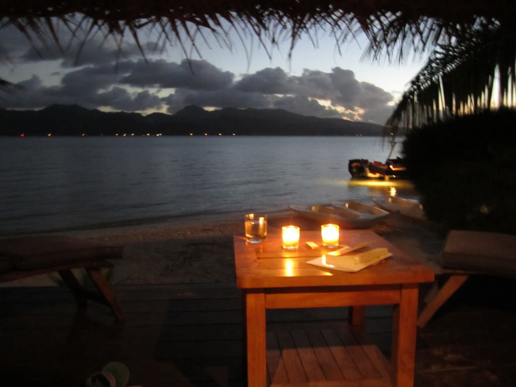 Tahiti honeymoon romantic getaways