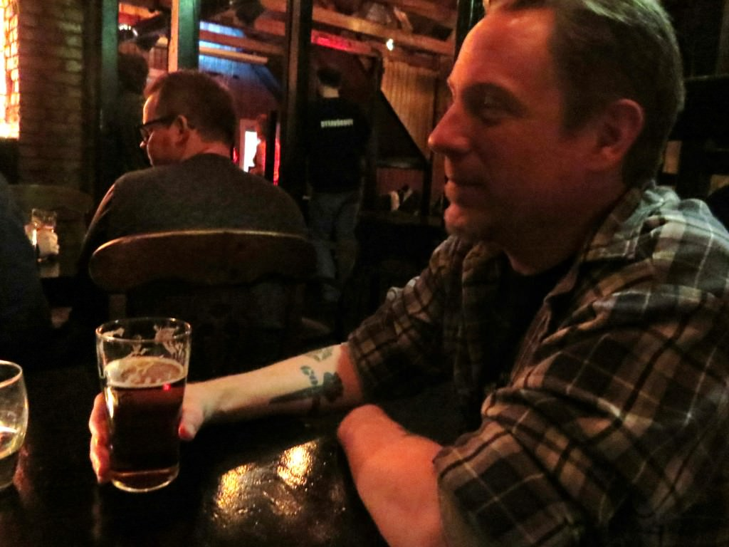 Dillon Whiskey Bar Reykjavik Iceland