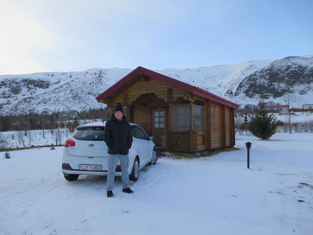 Iceland-Hveragerdi-cabin