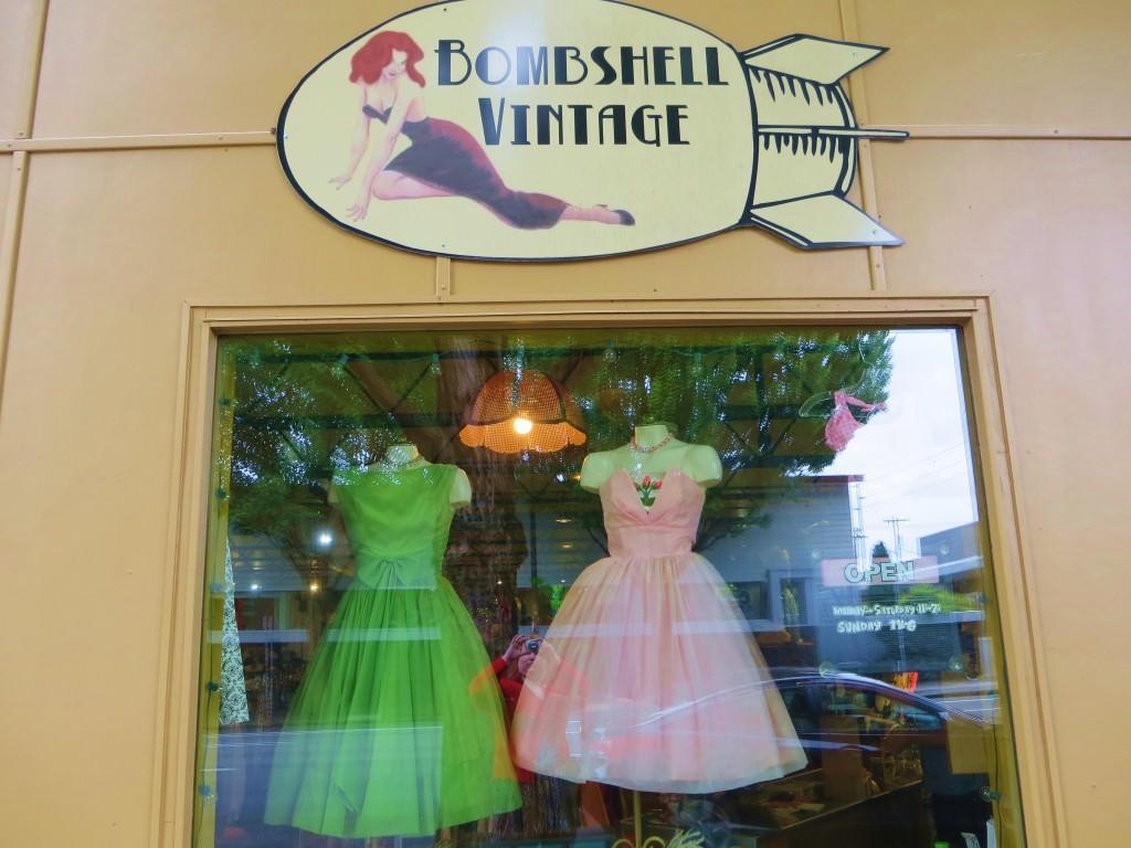 Bombshell Vintage Portland