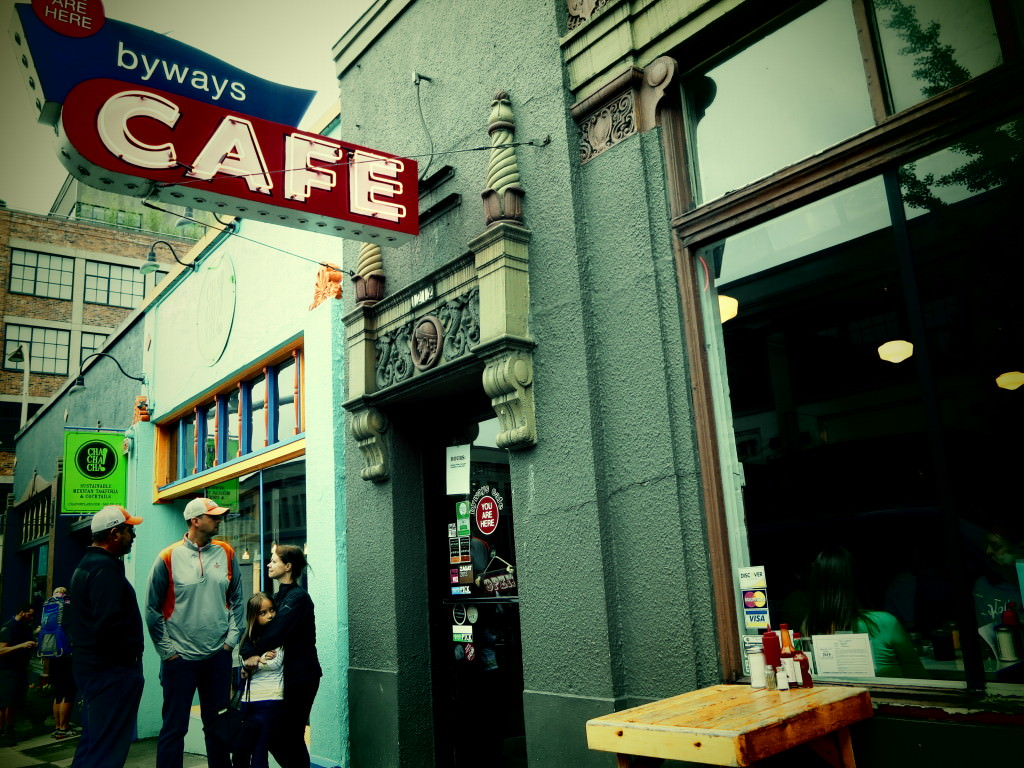 Byways Cafe Portland