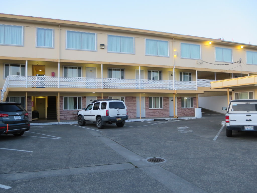 Flagstone Motel Port Angeles