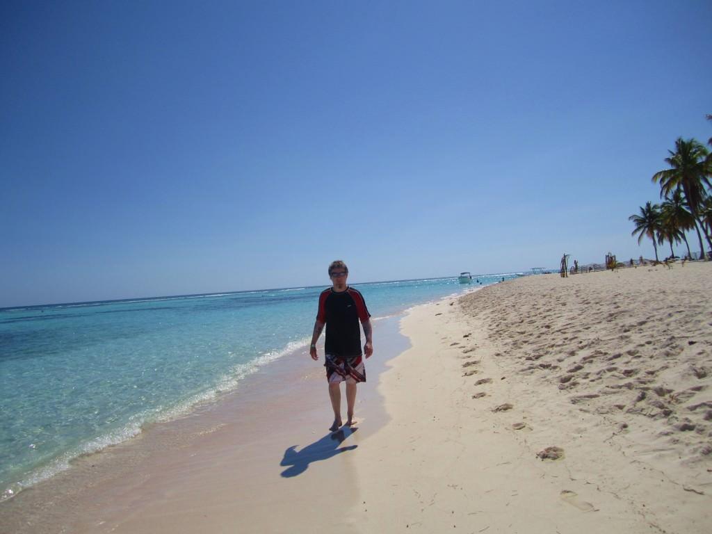 Isla-Saona-Beach