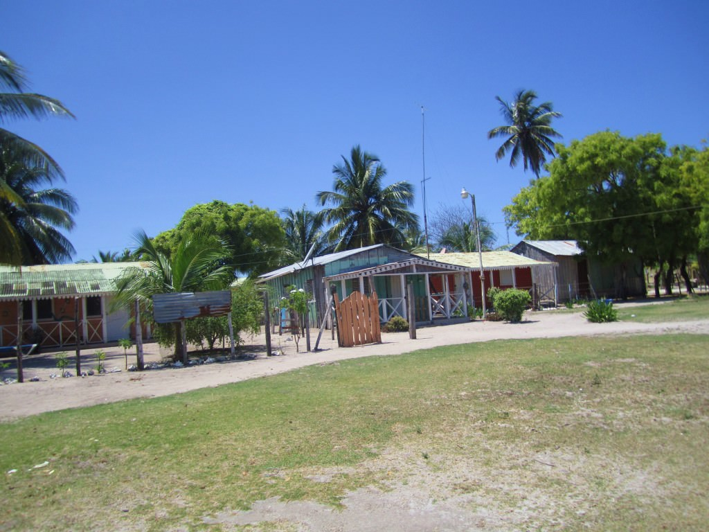 Houses, Mano Juan, Isla Saona