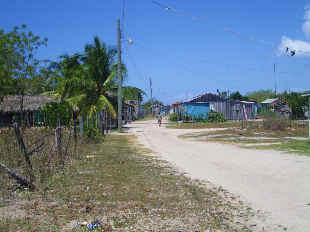 Mano Juan, Isla Saona