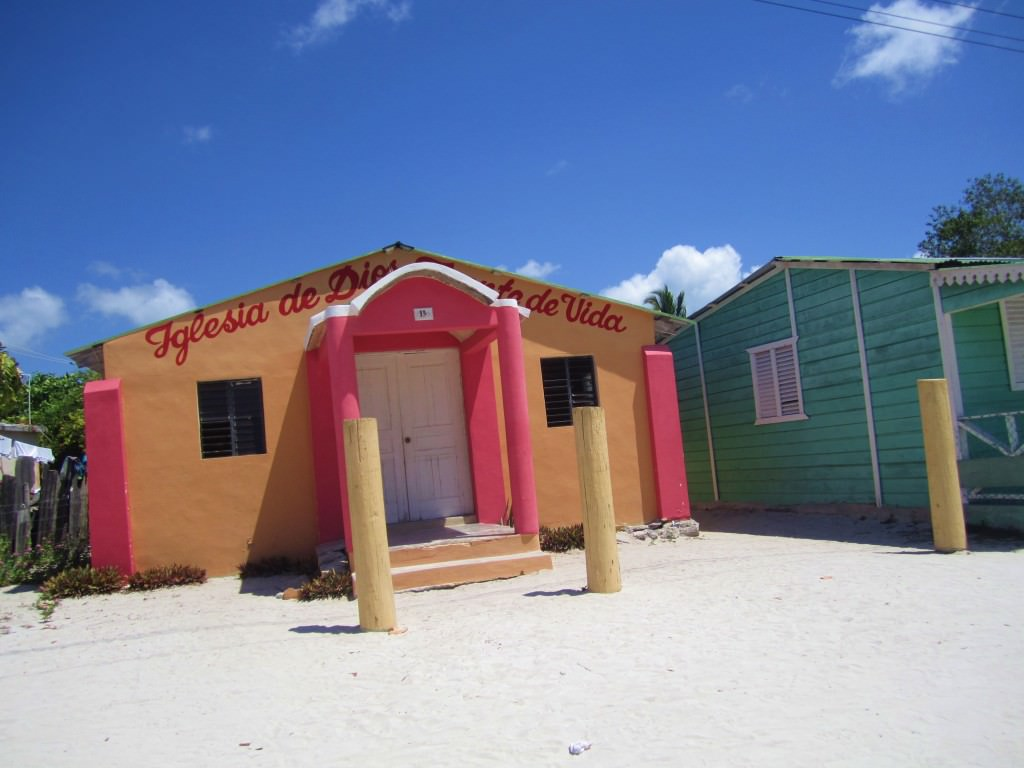 Church, Mano Juan, Isla Saona