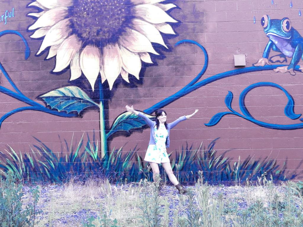 Portland mural